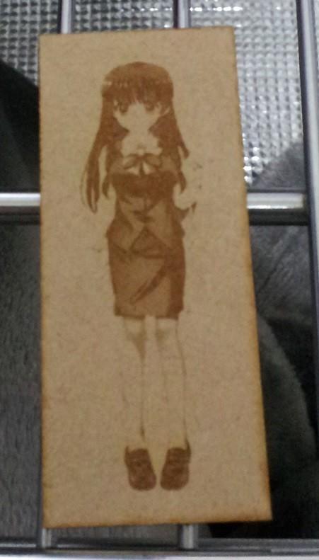 高原さん彫刻
